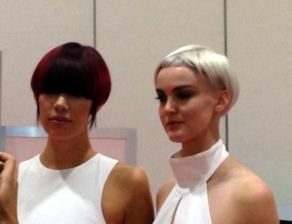 Salón internacional de peluquería 2015