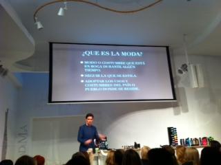 Aprendiendo de Moncho Moreno