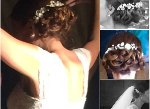 Peinado de novia - KPS perruqueria